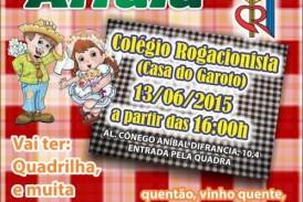 Festa Junina Colegio