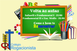 Volta as aulas ROG.5